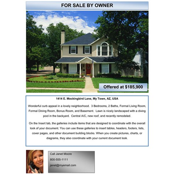 housing advertisements examples - Funfpandroid - House Advertisements