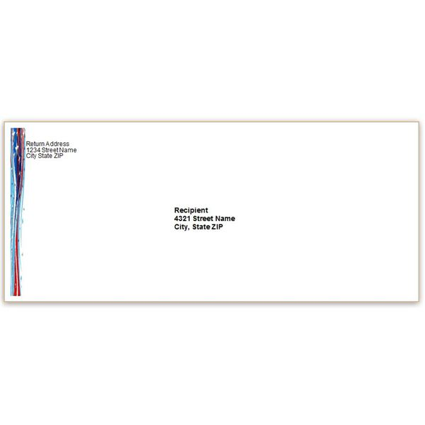 business envelope template word - Small Envelope Template