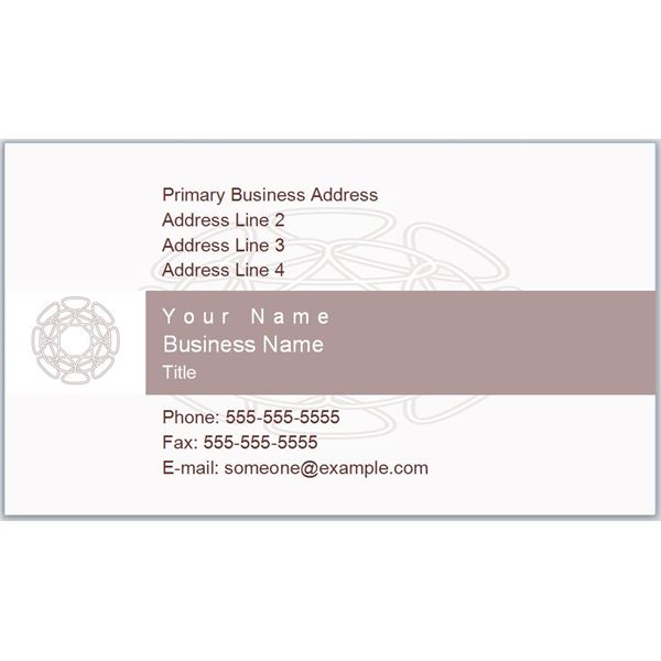 Like Business Cards With Geometric Logos? Check Out These Free - name card example