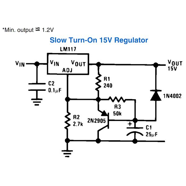 lm317 application circuits