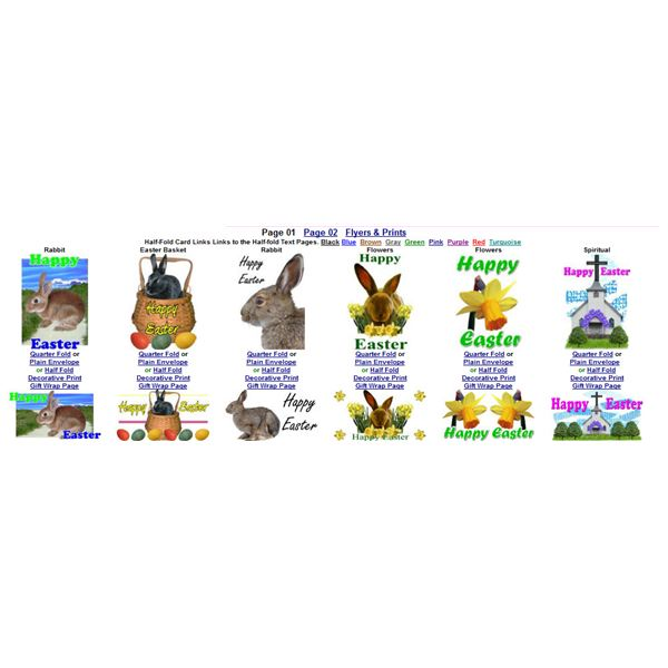 Top 10 Websites to Use for Free Printable Easter Cards - free printable religious easter cards
