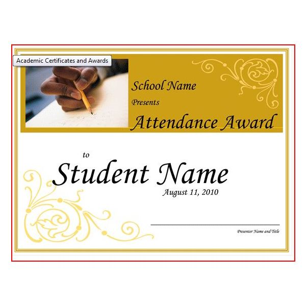 certificate template for best performance new free printable award - free award certificates