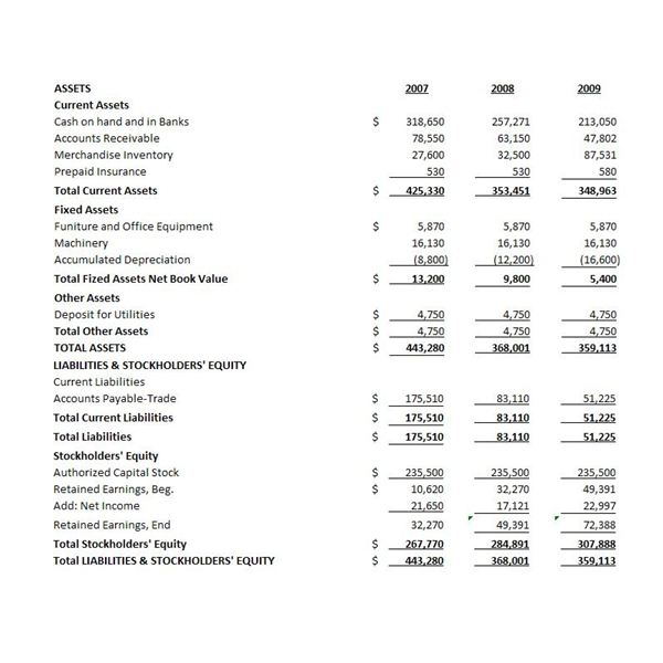 The Uses and Analysis of Common Size Financial Statements in - financial statements