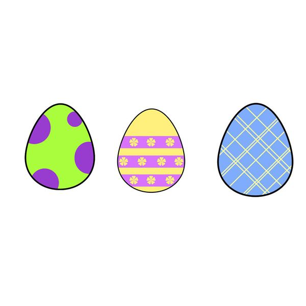 Free Printable Easter Egg Card Template Plus Tutorial on How to