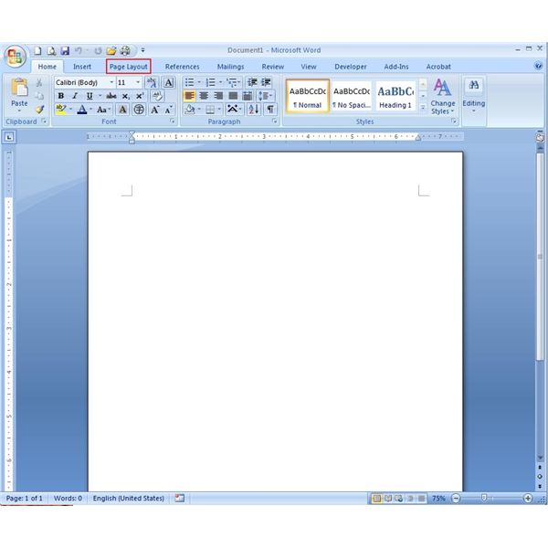 How to Make a Pamphlet Using Microsoft Word 2007 - Learn How to Make