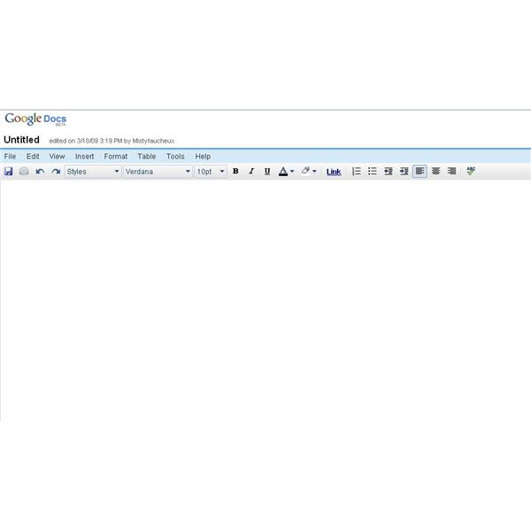 Use Google Docs to Create and Share Inter-Office Communcation