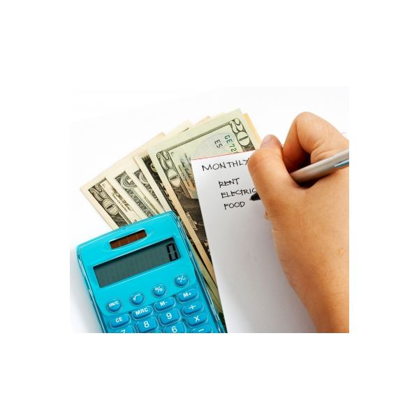 Personal or Family Household Budget Guide Collection of Tips