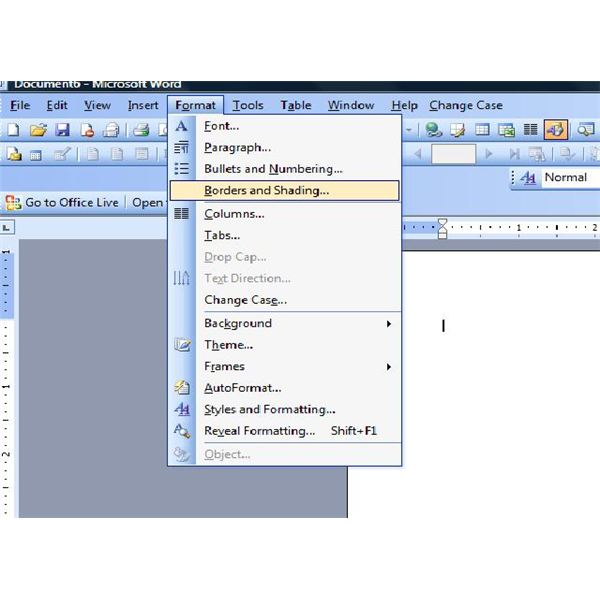 How to Create a Flyer in Microsoft Word - How To Open A Resume Template In Word 2007