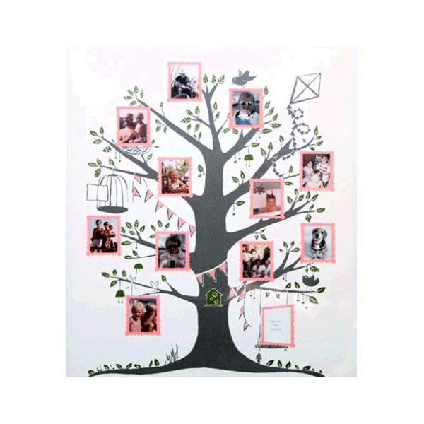 Create Your Own Family Tree Designs Using Many Different Programs