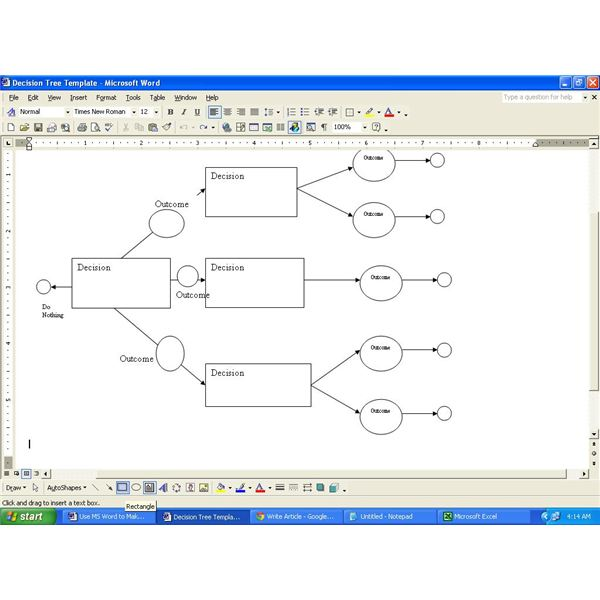 logic diagram excel