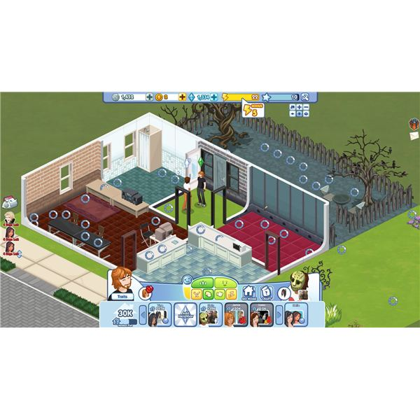 Social Games That Let Players Create - home design game