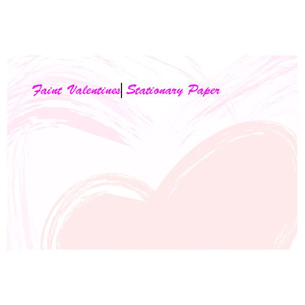 How to Make Valentine\u0027s Day Stationery Paper with Microsoft Word