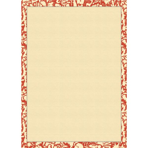 Top 10 Free Borders for Printable Stationery Available from - printable bordered paper designs free