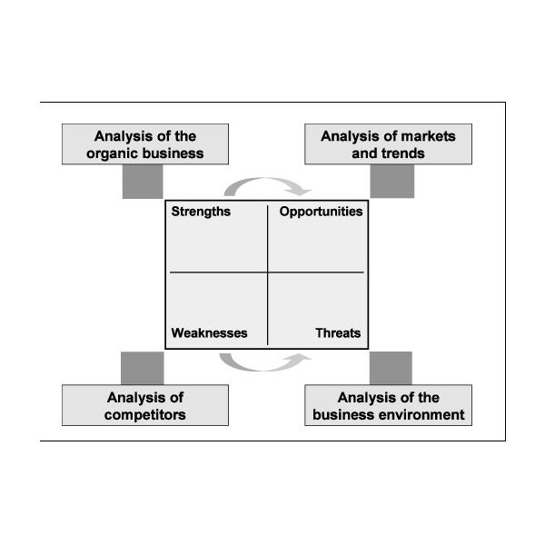 Fundamental Steps of a Business Requirements Analysis - project analysis