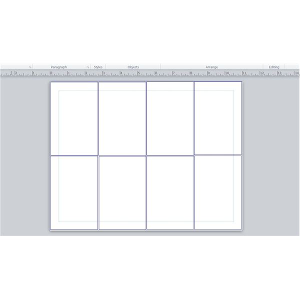 Learn How to Make a Mini Book in Publisher - booklet template microsoft word