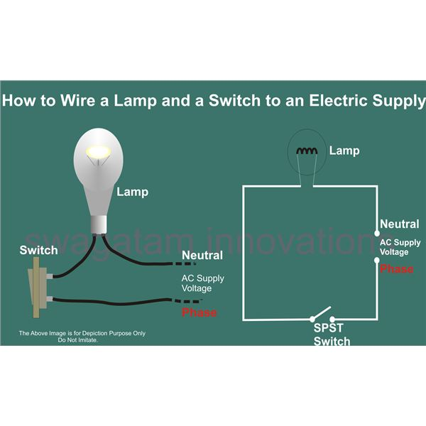 Home Light Wiring Diagram Wiring Diagram