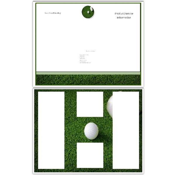 10 Microsoft Publisher Brochure Golf Template Options Download - golf tournament flyer template