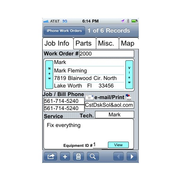 Work Order Tracking Software to Make Your Life Easier
