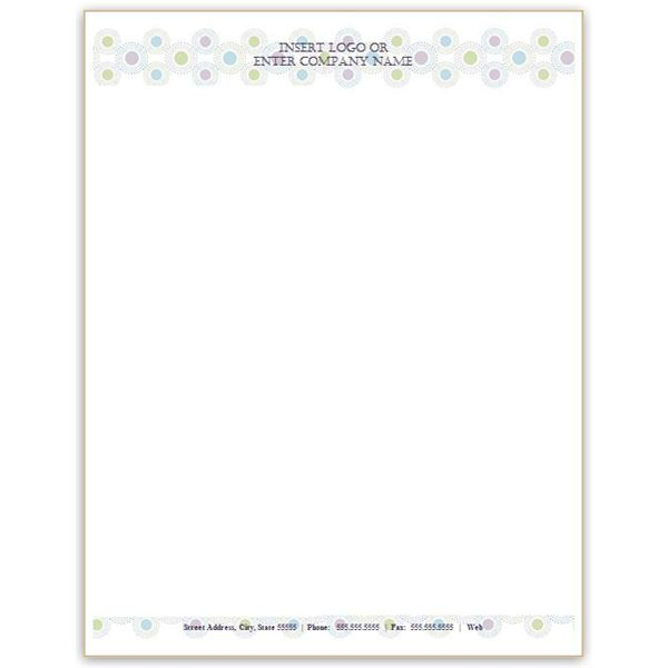 stationary templates for word - 28 images - 7 letterhead templates - free stationery templates for word