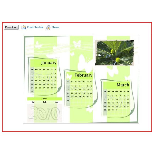 Calendar Templates - Free Weekly, Monthly, and Other Templates for
