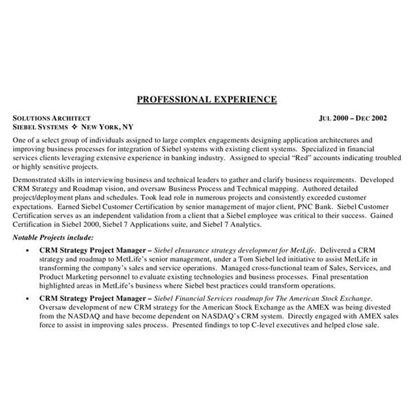 Business Analyst Resume Sample Domov  Resume Writing Business