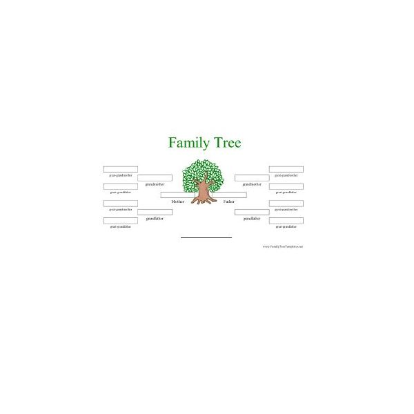 Free Printable Family Tree Templates Great Resources for