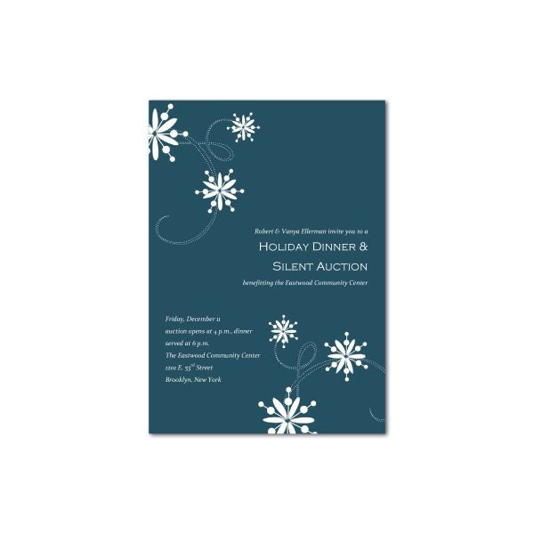 Top 10 Christmas Party Invitations Templates Designs for Parties - dinner invitation template