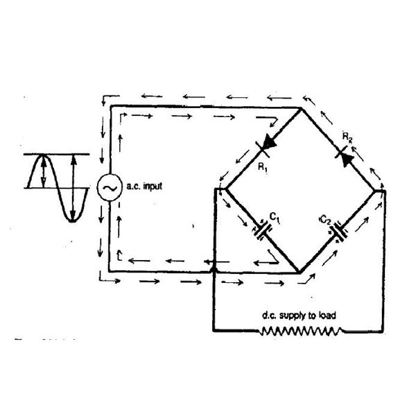 glossary of electronic and engineering terms voltage quadrupler