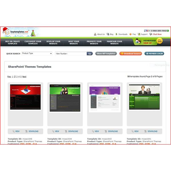 Free SharePoint 20 Download Master Themes