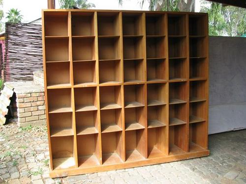 Shelves Large Pigeon Hole Unit Really Lovely