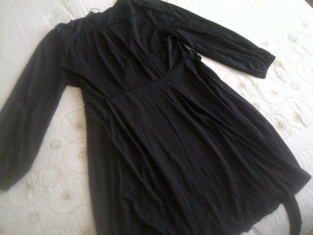 Casual Dresses Beautiful Ladies Silk Style Long Sleeve