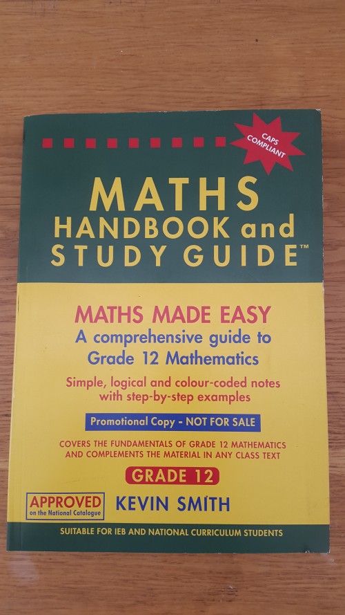 Holistic Travel Blog Courses Study Guides Maths Handbook And Study Guide By