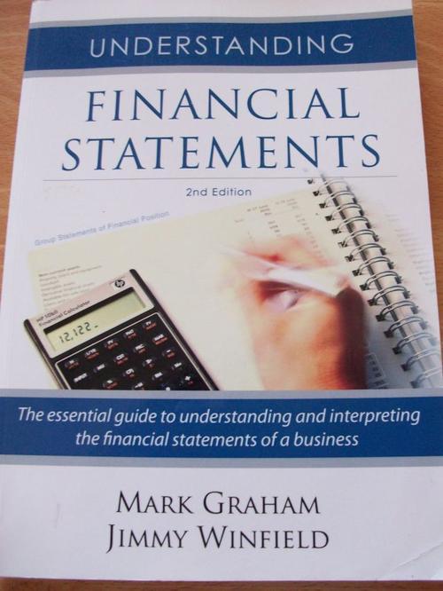Business, Finance  Law - UNDERSTANDINGFINANCIAL STATEMENTS----MARK
