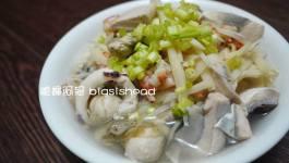 ®人妻廚房®懶人料理-暖呼呼的海鮮粥 / 海產粥 / 海鮮飯湯 / 海產飯湯