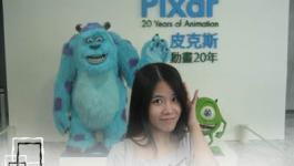 @展覽@Pixar 皮克斯動畫20年 展期2009.08.07-11.01
