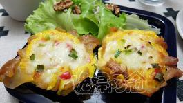 飲食自煮|各式烘蛋與迷你烘蛋(spanish omelette)(2017.06.22更新)