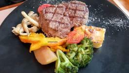 根治飲食外食|西餐廳-朵頤排餐館doricious(台北市政府站)