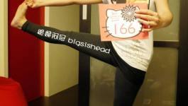 easyoga瑜伽/瑜珈馬拉松 3/16(六) Day 16–【手抓腳趾單腿站立式/ Extended Hand-Toe Pose】