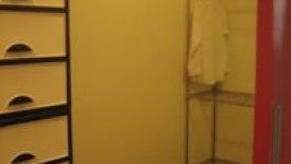 ●居家布置●儲藏室–特力屋衣架+收納箱