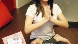 easyoga瑜伽/瑜珈馬拉松 3/1(五) Day 1–【蓮花坐姿/ Lotus Posture】