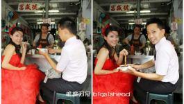 台南美食吃回憶✐富盛號對面的一味品碗粿魚羹(20140220更新)