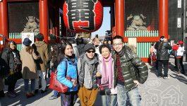 東京親子行程|六天五夜行程安排規畫參考