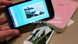 Hiti Pringo隨身印相機(P231)–外出旅遊自製明信片的好夥伴!