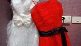 。喜喜來了。台南婚宴–懷舊鐵道風之歸寧服裝及造型