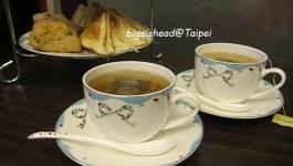 """®人妻廚房®我家也有""""夜市人生""""的下午茶同款咖啡杯盤組(Sponsored by B&Q)"""