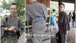 日本京都和服|五条夢館京都和服男人篇