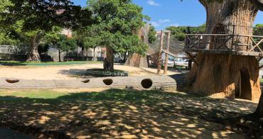 『沖繩』很有特色的樹屋公園-Adanjido Park