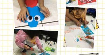 紙上的畫很也可以不一樣●澳洲Micador無毒水洗顏料&畫具●不同的工具給孩子不同揮灑的空間