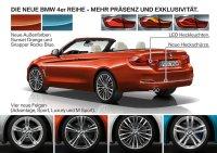 BMW 4er Facelift (LCI) 2017: Neue Farben und neue ...