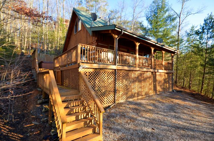 Pigeon Forge One Bedroom Cabins | Cabin Rentals in Pigeon Forge ...